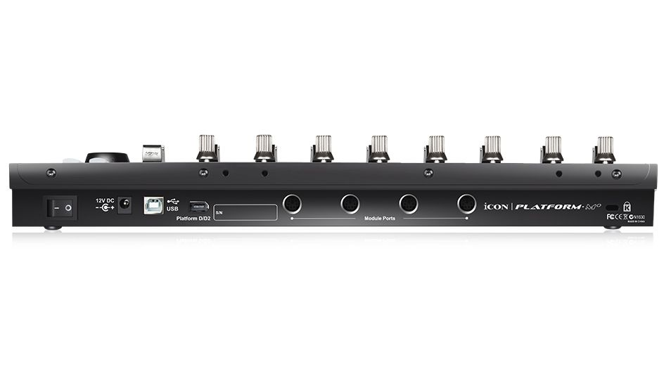Bilde av ICON Platform M+ Compact control surface with motorized faders