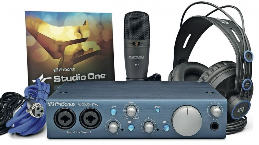 Bilde av Presonus AudioBox iTwo Studio