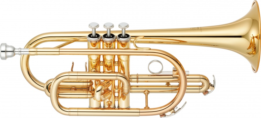 Bilde av YAMAH YCR 230 CORNET/BB/LONG TYPE