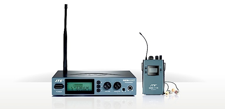 Bilde av JTS SIEM-111 in-ear monitor system